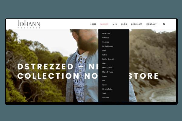 LoginJohann - Brands