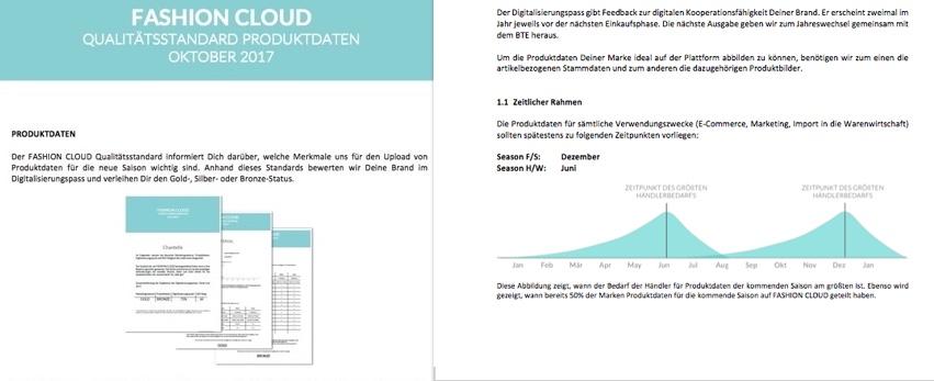 Digitalisierungspass Fashion Cloud