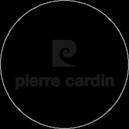 Pierre Cardin Schwarz Logo Fashion Cloud