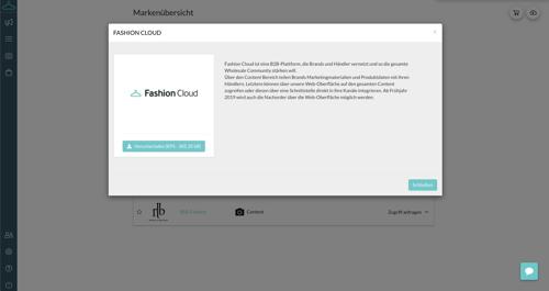Content Plattform FAQ Menü 1 Markenprofil
