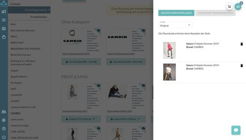 Content Plattform FAQ Menü 3 Warenkorb Anzeiger
