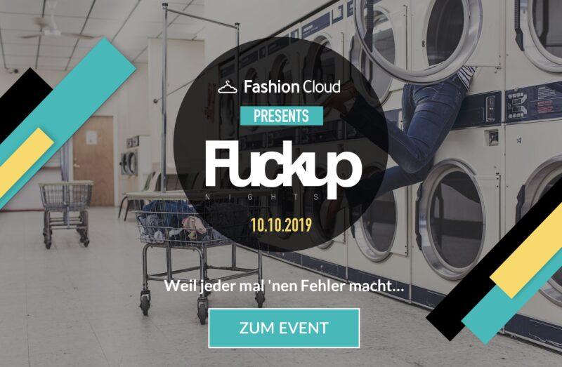 Popup Fashion Cloud presents Fuckup Night