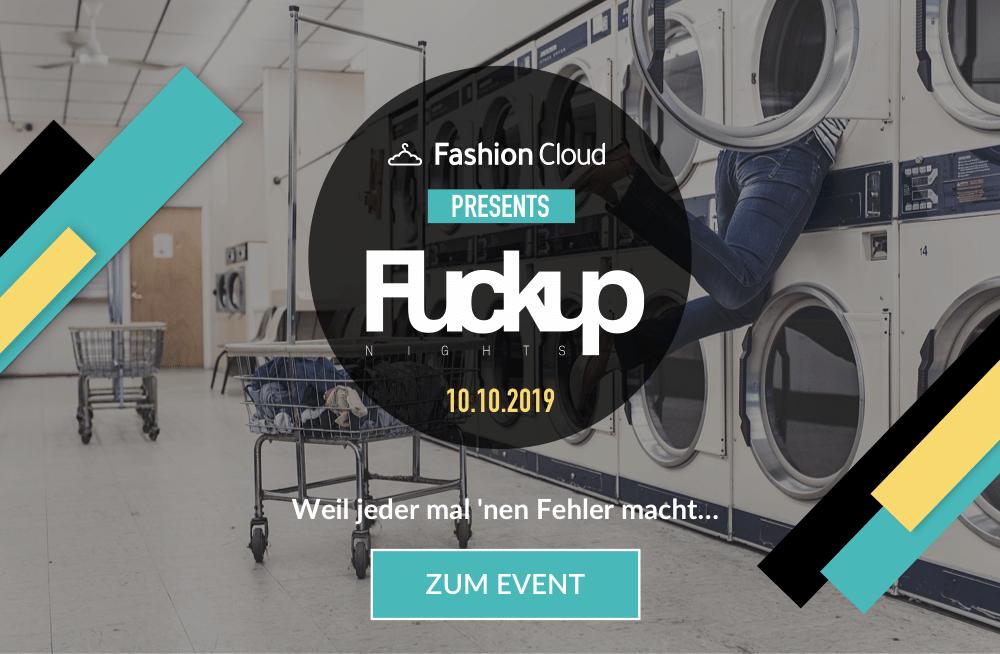 Fashion Cloud presents Fuckup Nights (Popup)