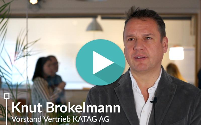 Knut Brokelmann über die Partnerschaft zwischen der KATAG AG und Fashion Cloud