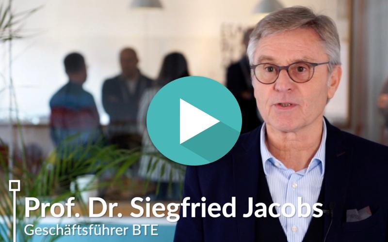 Prof. Jacobs über Kooperationen